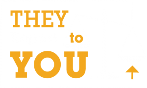 They Report to YOU Compact Logo