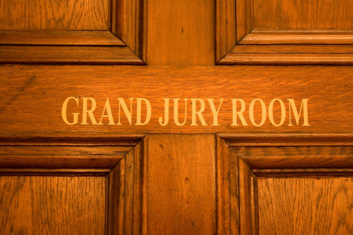 Editorial: Recorded grand juries are better